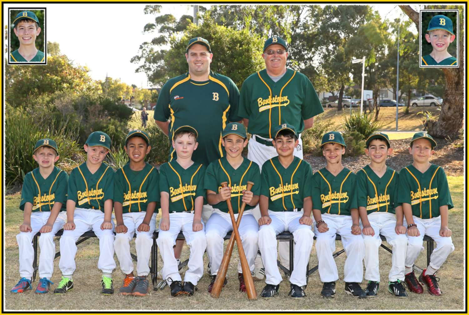2013-14 U9 Dodgers Team with insets-1500.jpg